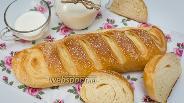 Фото рецепта Французский багет
