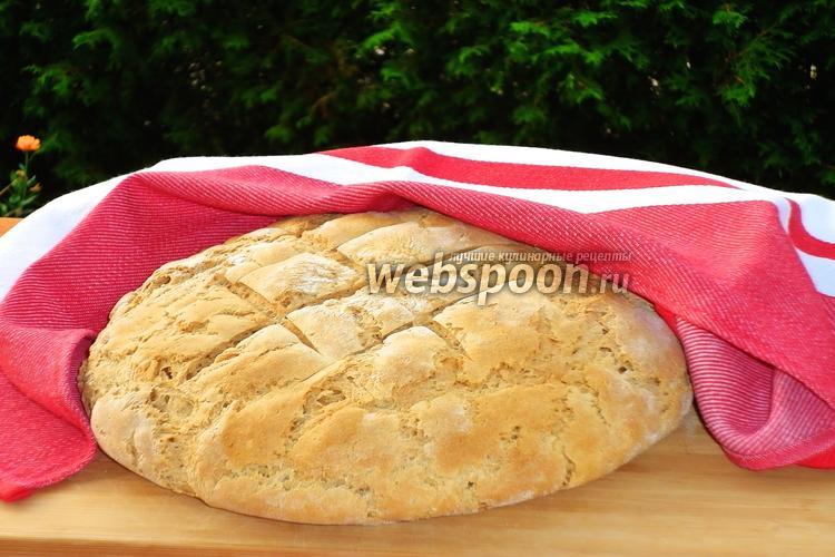 Фото Турецкий хлеб
