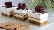 Фото рецепта Пирожные «Марс»