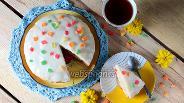 Фото рецепта Пирог «Тутти-фрутти» в мультиварке