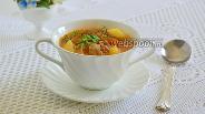 Фото рецепта Густой суп из свинины с фенхелем