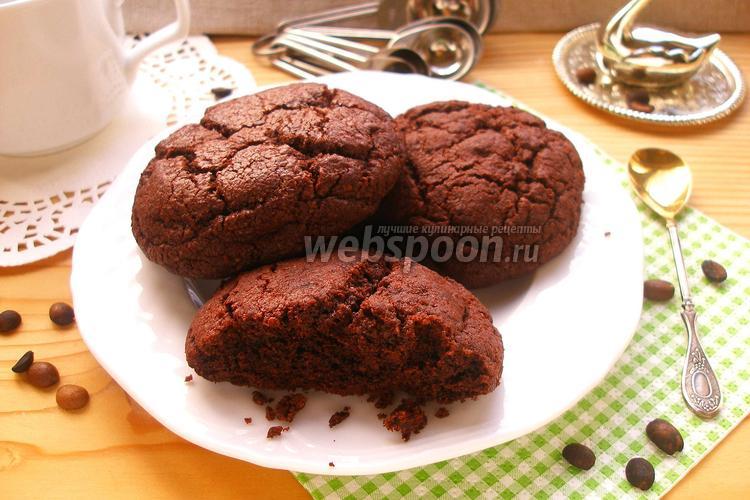 Фото Идеальное шоколадное печенье