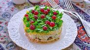 Фото рецепта Салат «Костромское болото»