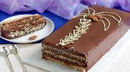 Фото рецепта Кокосовый торт «Исанна»