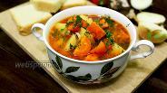 Фото рецепта Суп с картофелем и морковью в мультиварке