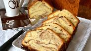 Фото рецепта Мраморный кекс от Поля Бокюза