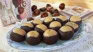 Фото рецепта Американские конфеты «Buckeyes»