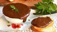 Фото рецепта Мягкий шоколадный плавленый сыр