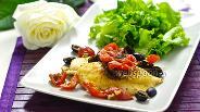 Фото рецепта Куриное филе по-средиземноморски