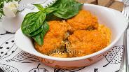 Фото рецепта Ленивые голубцы с пшеном