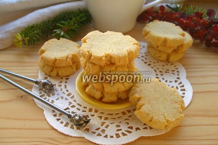 Фото Печенье рисовое