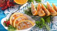 Фото рецепта Закуска «Оранжевое настроение»