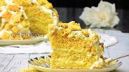 Фото рецепта Торт «Мимоза»