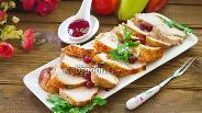 Фото рецепта Пасторма куриная с красным вином