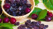 Фото рецепта Цукаты из черешни