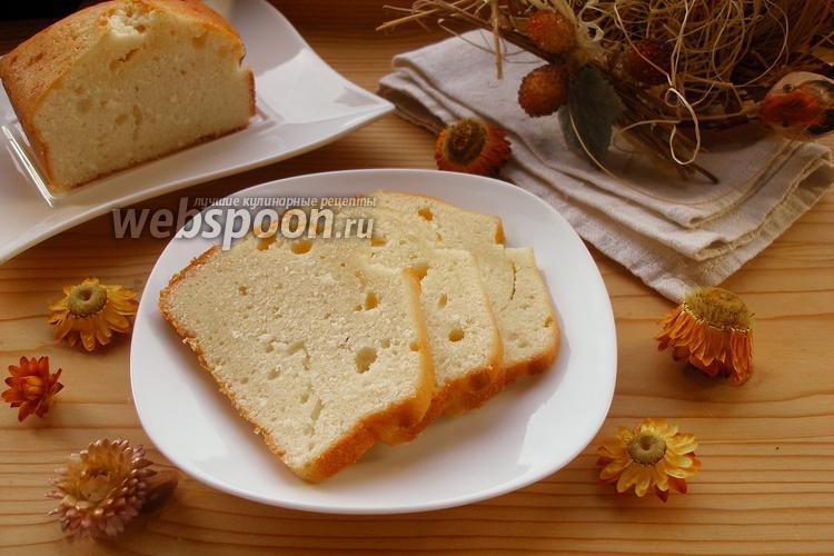 Фото Сметанный кекс