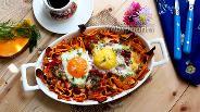 Фото рецепта Завтрак в тыкве
