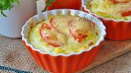 Фото рецепта Запеканка с цветной капустой для завтрака
