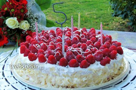 Торт «Для доченьки»