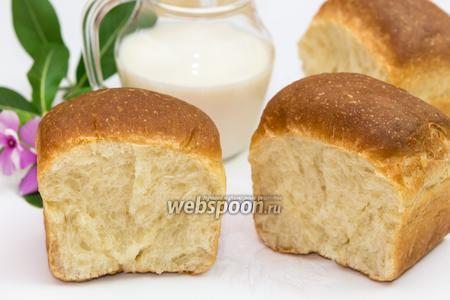 Хлеб со сливочным сыром