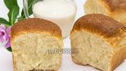 Фото рецепта Хлеб со сливочным сыром