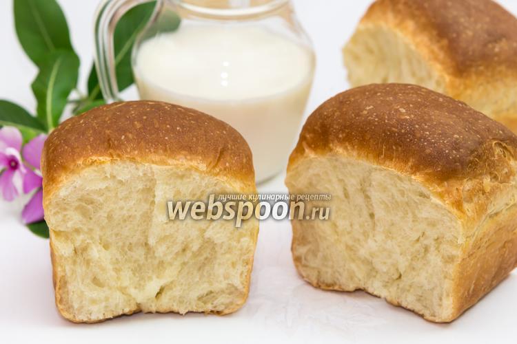 Фото Хлеб со сливочным сыром