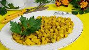 Фото рецепта Корень сельдерея в остром соусе карри