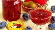 Фото рецепта Повидло из яблок, груш и слив