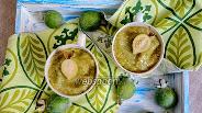 Фото рецепта Смузи из фейхоа с мятой