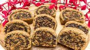 Фото рецепта Ржаное печенье с сухофруктами