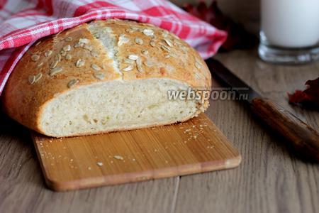 Хлеб с тремя сырами