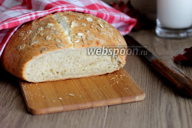 Фото Хлеб с тремя сырами