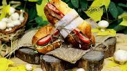 Фото рецепта Сэндвич с котлетами