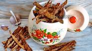 Фото рецепта Вяленые маринованные баклажаны