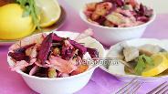 Фото рецепта Салат со свёклой «Аппетитный»