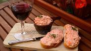 Фото рецепта Риет из лосося