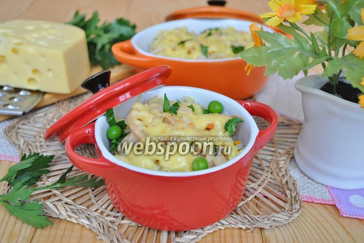 Фото Кальмары с рисом в мультиварке