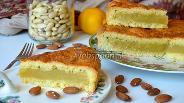 Фото рецепта Пирог с франжипаном