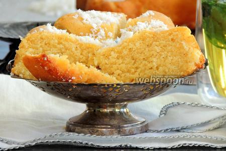 Египетский манный пирог