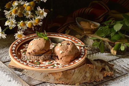 Мороженое «Бригадейро»