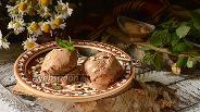 Фото рецепта Мороженое «Бригадейро»