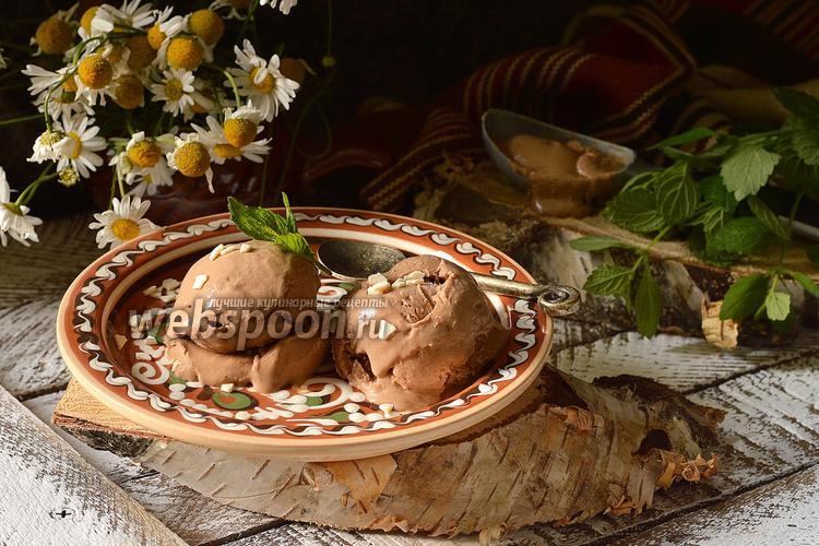Фото Мороженое «Бригадейро»
