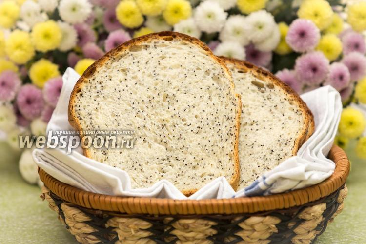 Фото Маковый хлеб
