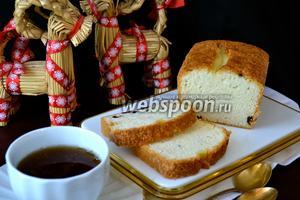 Эстонский кекс (на белках)