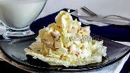 Фото рецепта Салат «Белоснежка»