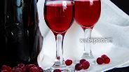 Фото рецепта Настойка из клюквы на спирту