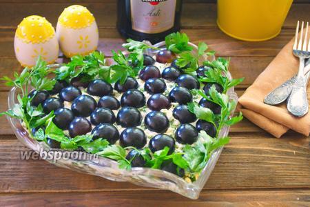 Необычный салат «Тиффани»