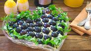 Фото рецепта Необычный салат «Тиффани»