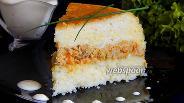 Фото рецепта Рисовая запеканка с курицей в мультиварке