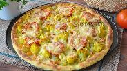 Фото рецепта Картофельная пицца